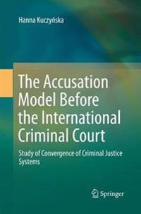 Model Oskarzenia Przed Miedzynarodowym Trybunalem Karnym
