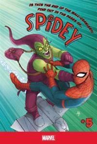 Spidey #5
