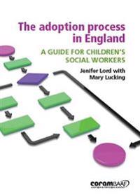 Adoption process in england