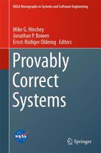 Provably Correct Systems