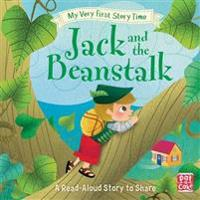 My very first story time: jack and the beanstalk - fairy tale with picture