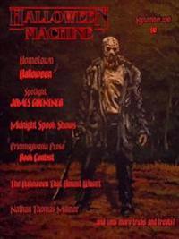 Halloween Machine September 2016