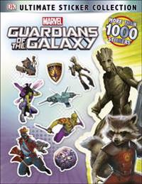 Guardians of the Galaxy Ultimate Sticker Collection