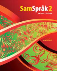SamSpråk 2 Textbok inkl. elev-cd