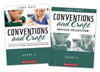 Conventions and Craft, Grade 5: A Full Year of Literature-Based Micro-Workshops to Build Essential Understandings for Grammar, Sentence Structure & Wo