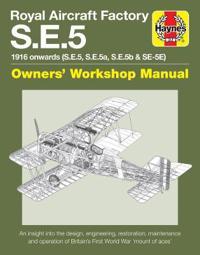 Royal Aircraft Factory S.E.5: 1916 Onwards (S.E.5, S.E.5a, S.E.5b, S.E.5e)