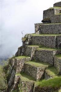 Terraces at Machu Picchu Journal: 150 Page Lined Notebook/Diary