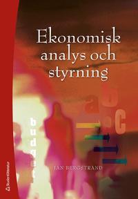 Ekonomisk analys och styrning