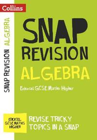 Algebra (for papers 1, 2 and 3): Edexcel GCSE Maths Higher