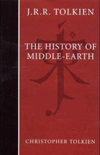 The Complete History of Middle-Earth Boxed Set