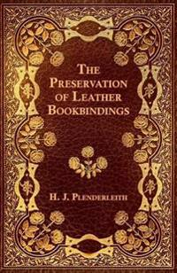 Preservation of Leather Bookbindings