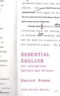 Essential English for Journalists, Editors and Writers