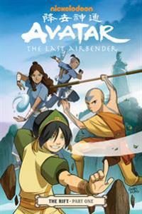 Avatar - the Last Airbender the Rift 1