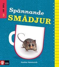 Faktiskt Spännande smådjur, Nivå 3, Faktabok