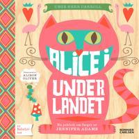 Alice i Underlandet : en pekbok om färger
