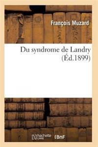 Du Syndrome de Landry