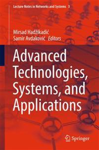 Advanced Technologies, Systems, and Applications