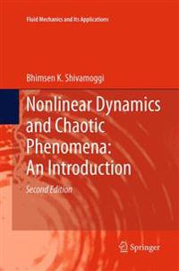 Nonlinear Dynamics and Chaotic Phenomena