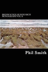 2016 Brehm Scholar Monograph