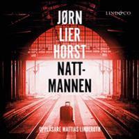 Nattmannen - Jørn Lier Horst - böcker (9789174617290)     Bokhandel