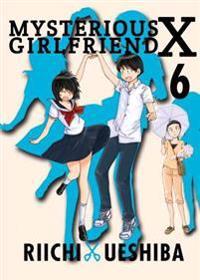Mysterious Girlfriend X Volume 6