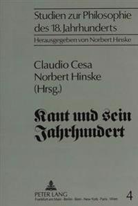 Kant Und Sein Jahrhundert: Gedenkschrift Fuer Giorgio Tonelli