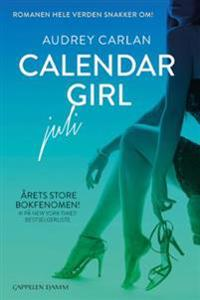 Calendar girl; Juli