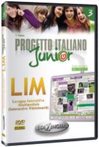 Progetto italiano Junior 3 - software per la lavagna interattiva (Software for Whiteboard)