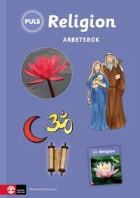 PULS Religion 4-6 Arbetsbok, tredje upplagan