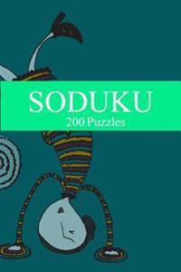 Soduku: 200 Puzzles-7th Edition