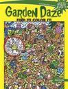 Spark Garden Daze Find It! Color It!