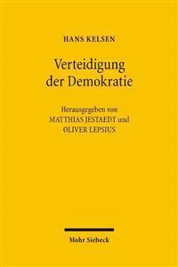 Verteidigung Der Demokratie: Aufsatze Zur Demokratietheorie