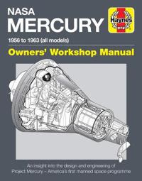 Haynes Nasa Mercury 1956 to 1963 (All Models) Owners' Workshop Manual