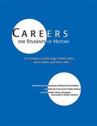Careers for Students of History