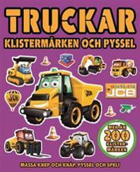 JCB: Truckar – klistermärken och pyssel