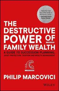 Destructive Power of Family Wealth