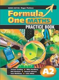 Formula One Maths Practice Book A2