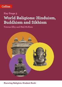 World religions - hinduism, buddhism and sikhism