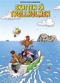 Skatten på Trollholmen