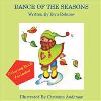 Dance of the Seasons Book & Coloring Book