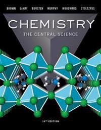 Chemistry: The Central Science Plus Mastering Chemistry with Pearson Etext -- Access Card Package