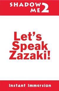 Shadow Me 2: Let's Speak Zazaki!