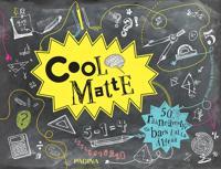Cool matte : 50 räkneäventyr för barn i alla åldrar