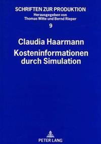 Kosteninformationen Durch Simulation