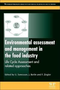 Environmental Assessment and Management in the Food Industry