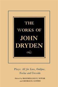 Works of John Dryden, Volume XIII