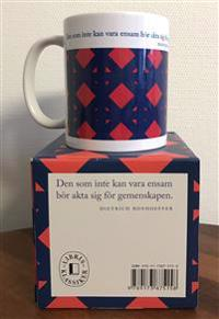 Klassikermugg Dietrich Bonhoeffer