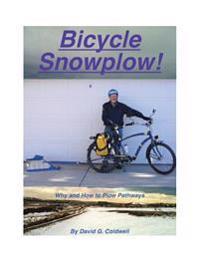 Bicycle Snowplow!