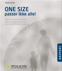 One size passer ikke alle! - Margit Gausdal pdf epub