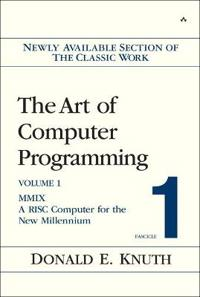 The Art Of Computer Programming, Fascicle 1